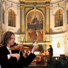 Sonderkonzerte - Residenz-Solisten in MÜNCHEN * Hofkapelle der Residenz München,