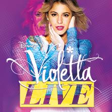 Violetta Live Tickets