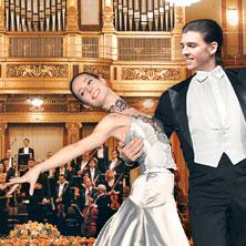 Das Original - Wiener Johann Strauß Konzert-Gala - K&K Ballett & K&K Philharmoniker in LEIPZIG * Gewandhaus zu Leipzig,