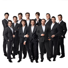 The 12 Tenors: Crossover aus Pop, Rock, Oper & Operette