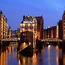 Karten für Abendliche Lichterfahrt - Rainer Abicht Elbreederei in Hamburg