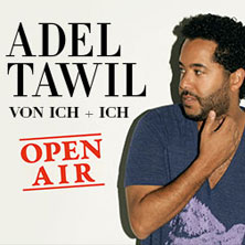 Adel Tawil: Lieder Open Air Tour 2016