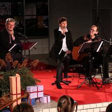 """""""Alle Jahre wieder"""" Weihn. Konzert Gaby Rückert, Ingo Koster & Klaus Feldmann"""