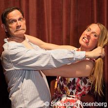 Alt gegen Jung - Rückblick nach vorn  - Gastspiel im Kabarett-Theater ?Die Stachelschweine?