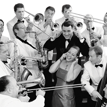 In the Mood - Andrej Hermlin and his Swing Dance Orchestra LEIPZIG - Tickets