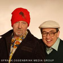 Oliver Kalkofe & Dietmar Wischmeyer lesen: Die Arschkrampen
