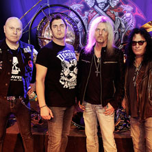 Axel Rudi Pell: Game Of Sins Tour 2016