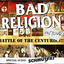 Bad Religion - Songs Of The 21st Century