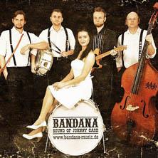 Bandana - Sound Of Johnny Cash Tickets