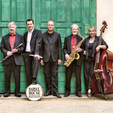 Barrelhouse Jazzband in BAD VILBEL * Burgfestspiele Bad Vilbel,