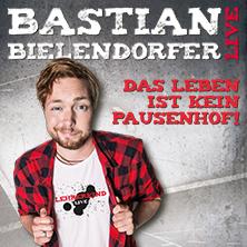 Bastian Bielendorfer: Das Leben ist kein Pausenhof! in HANAU * Culture Club,