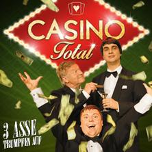 Casino Total - Drei Asse Trumpfen Auf - Leipziger Central Kabarett Tickets
