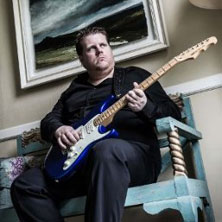 Danny Bryant (UK) Big in Bonn - Liveaufnahme mit Bigband