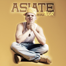 Der Asiate & Gary Washington: Reiskultour 2015