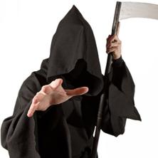 Der Tod: Mein Leben als Tod - Death Comedy