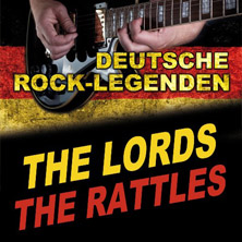 Deutsche Rocklegenden - The Lords & The Rattles
