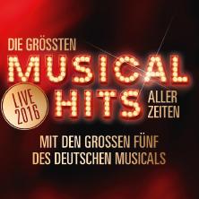 Die größten Musical Hits aller Zeiten - Die großen Fünf des deutschen Musicals