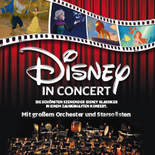Disney In Concert - Mit dem Hollywood Sound Orchester