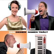 Vocal Recall: Ein Lärm, Der Deinen Namen Trägt Tickets