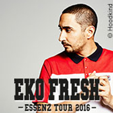 Eko Fresh: Essenz Tour 2016