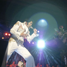 The Las Vegas Elvis Revival…