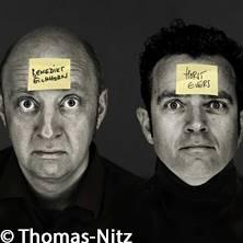 Horst Evers & Benedikt Eichorn und Band: Bezirkslieder