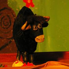 Karten für Ferdinand, Der Stier - Das Meininger Theater in Meiningen