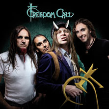 Freedom Call: 666 Weeks Beyond Eternity Tour 2015