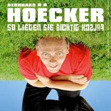 Bernhard Hoëcker: So liegen Sie richtig falsch in GEILENKIRCHEN * Aula der Realschule Geilenkirchen,