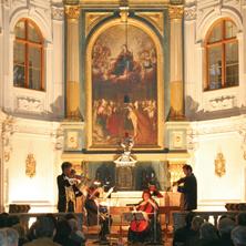 E_TITEL Hofkapelle der Residenz München