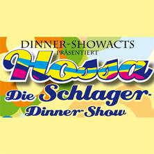 Karten für Schlager Dinner Show in Olpe-Sondern (Biggesee)