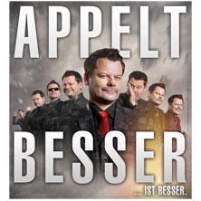 Ingo Appelt: Besser... ist besser! in KOBLENZ * Cafe Hahn,