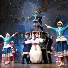 Ivushka - Die Russische Weihnachtsrevue in HEILBAD HEILIGENSTADT * Eichsfelder Kulturhaus,