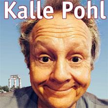 Kalle Pohl Karten für ihre Events 2017