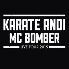 Karate Andi & MC Bomber - Live 2015