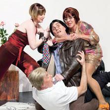 De kläne Unnerschied - The Opposite Sex: Komödie von David Tristram