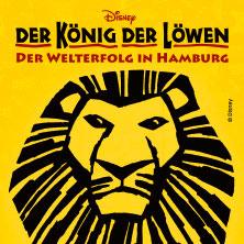 Disneys Der König Der Löwen Tickets