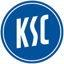 Karlsruher SC in KARLSRUHE * Wildparkstadion,