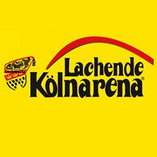 Lachende Kölnarena 2018 in KÖLN * LANXESS arena,