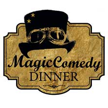 Magic Comedy Dinner präsentiert von WORLD of DINNER in BETZDORF * Hotel Breidenbacher Hof,