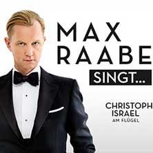 Karten für Max Raabe - solo: Max Raabe singt... in Leipzig