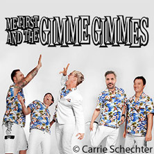 me first the gimme gimmes supports lka longhorn stuttgart. Black Bedroom Furniture Sets. Home Design Ideas