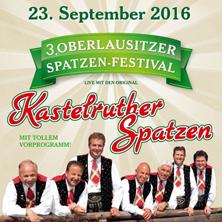 3. Oberlausitzer Spatzenfestival
