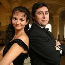 Operetten zum Kaffee - Operettenfrühlingskonzert von Mozart bis Stolz