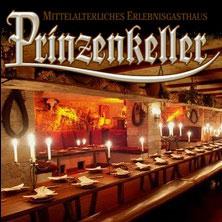 Mittelalterliche Tafelrunde 5-Gang-Menü