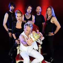 The Queen Kings - More than just a tribute to Freddie Mercury & Queen