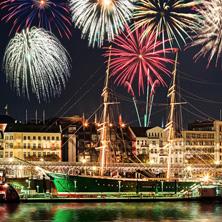 Silvester Barkassenfahrt / Jahreswechsel