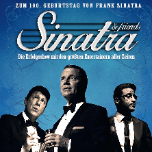 Sinatra and Friends in HEILBRONN * Festhalle Harmonie Heilbronn,