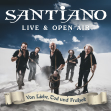 Tollwood Festival 2017: Santiano: Live 2017