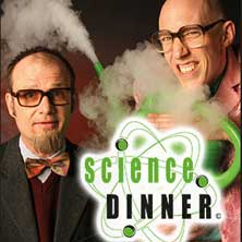 Science Dinner präsentiert von WORLD of DINNER